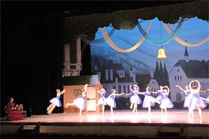 ■バレエ舞台